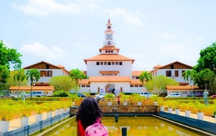 UNIVERSITY OF GHANA ADMISSION DETAILS