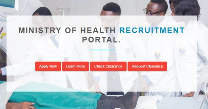 Recruitment of Medical Doctors and Dentists