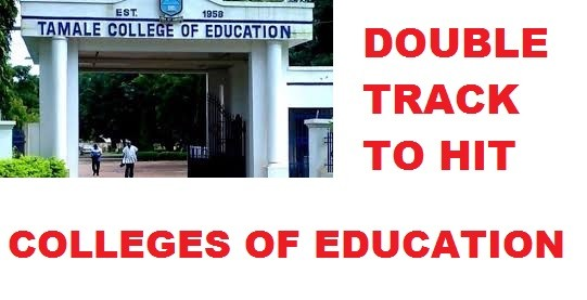 Double-Track Colleges of Education
