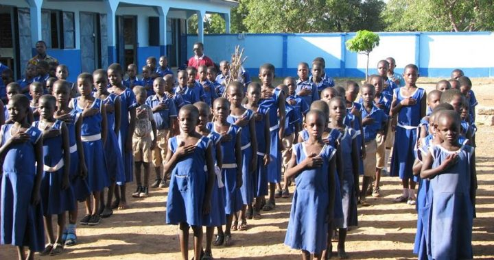 Government reopens schools for JHS2 and SHS2 students