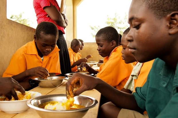 One Hot Meal A Day For 584,000 BECE candidates