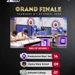 Scores of NMSQ Final 2020