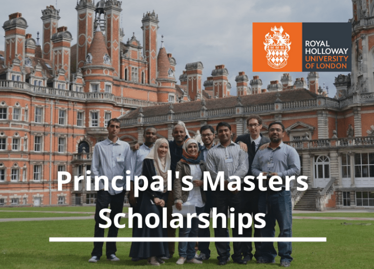 60 Masters Scholarships in United Kingdom