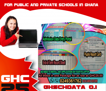 GhSchData_0.1-_-Report-Card-and-Admission-Data-Base-for-Ghana-Schools