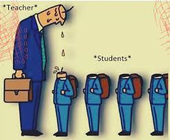 Respect Our Teachers, They Are Not Your Puppets
