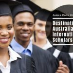 JCU Destination Australia international awards, 2021