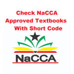 How to Use Short Code To Check NaCCA Approved Textbooks