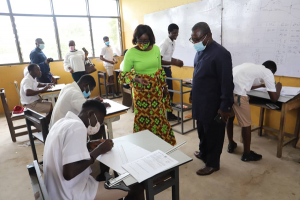 Technical students to write WAEC exams next year according to the in charge of TVET, Ms Gifty Twum-Ampofo,